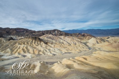 Zabriskie Point | Sheri Frazier Photography