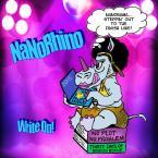 Our Regional Mascot the NaNoRhino