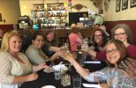 July Writers retreat dinner in Shelton WA 2016 - Copy