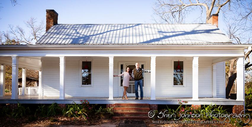 Erin & Evan Farm Style Engagement