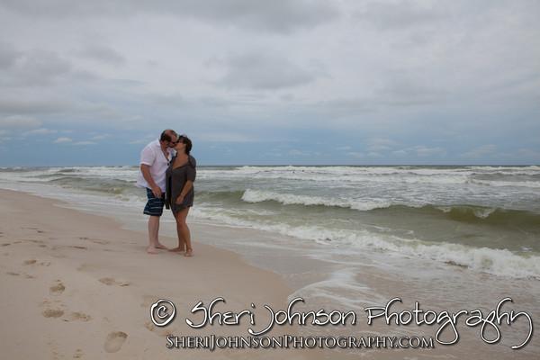 Orange Beach, Alabama Engagement