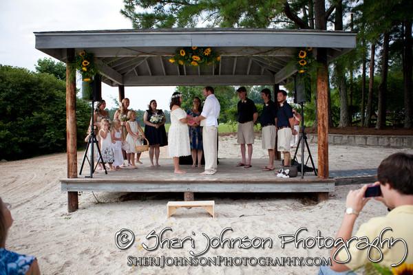 Jenn & Eric's Stone Mountain Wedding