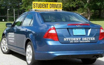 Driver's Ed – By Jenne Brown