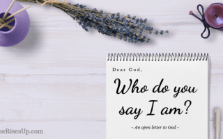 An open letter to God