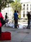 Ode aan de Afrikaans straatverkopers