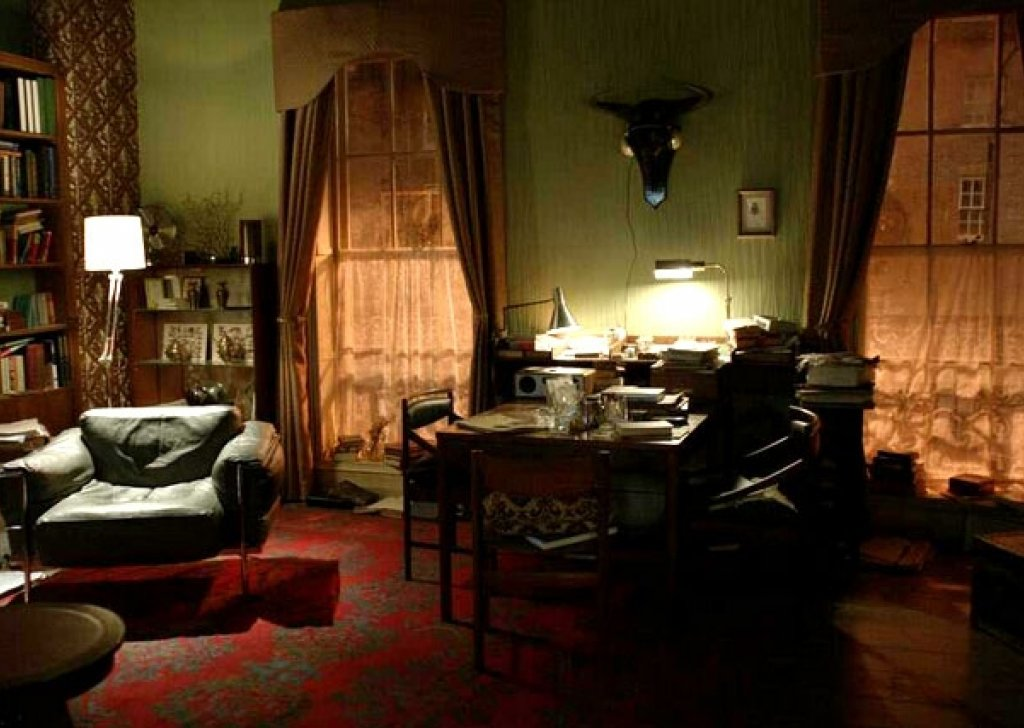 Gloomy Fall Wallpaper A Rainy Day At 221b Baker Street Audio Atmosphere
