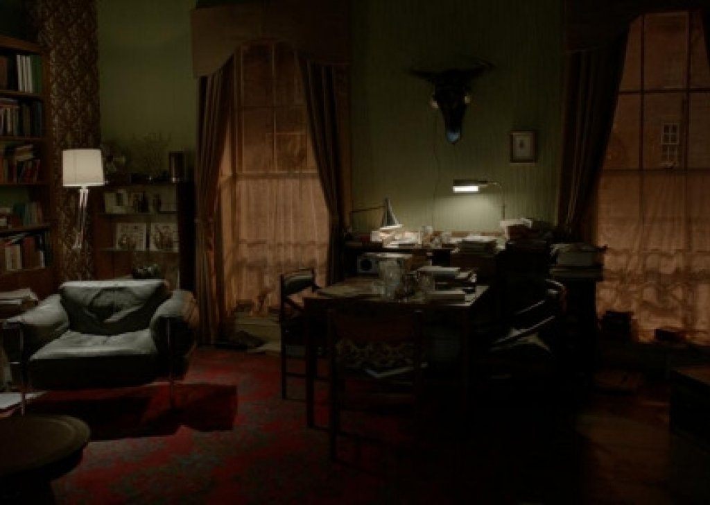 Rainy Night In The Living Room Of 221B Audio Atmosphere