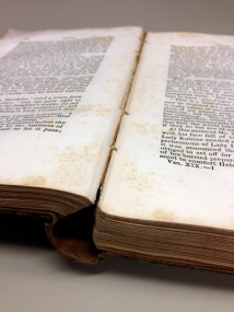 The binding appears original on this book.