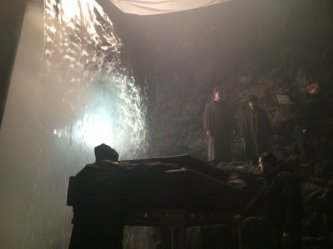 Making the Reichenbach Falls