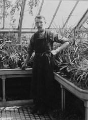 My grandfather, Thomas Sherlock, Edinburgh 1907