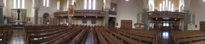 Panoramic View Interior