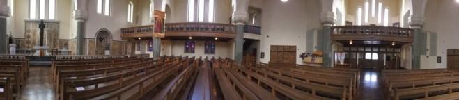 Panoramic View Interior