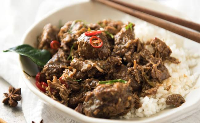 Beef Rendang Sherlyn Cooks