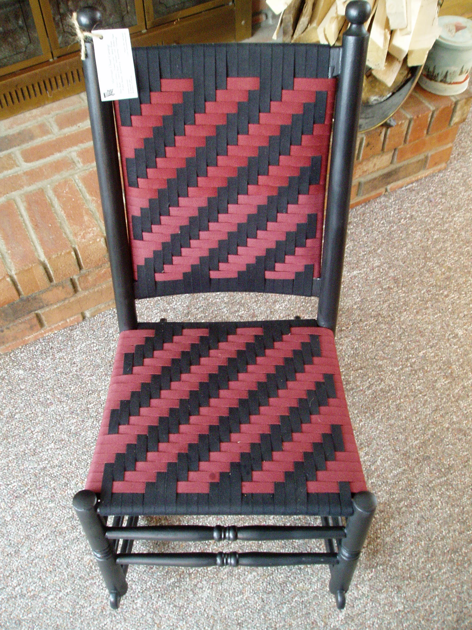 Sherman Chair Caning  Home