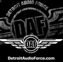 Detroit Audio Force @ Sherman's Lounge | Flint | Michigan | United States