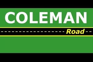Coleman Road @ Sherman's Lounge | Flint | Michigan | United States