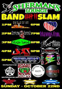 Band Slam @ Sherman's Lounge | Flint | Michigan | United States