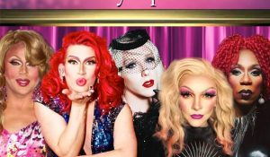 Drag Queen Show @ Sherman's Lounge | Flint | Michigan | United States