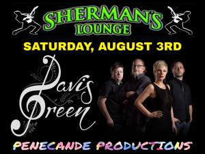 Davis Green @ Sherman's Lounge | Flint | Michigan | United States