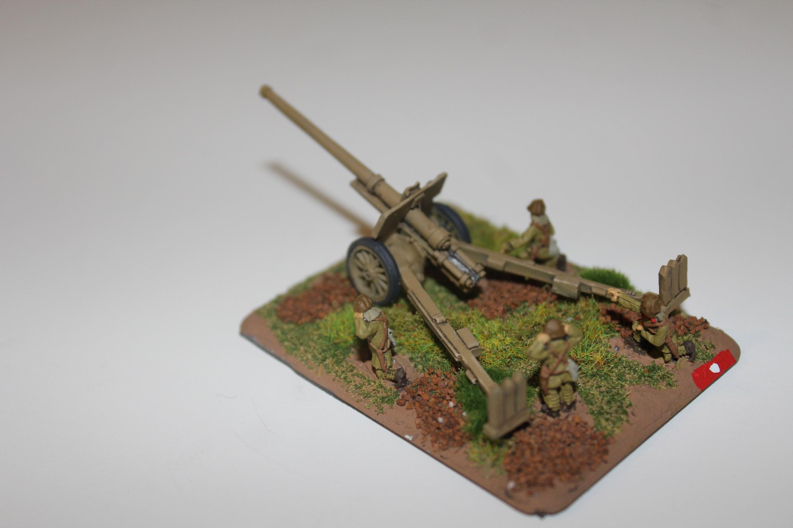 Ww2 Japanese Artillery And Guns