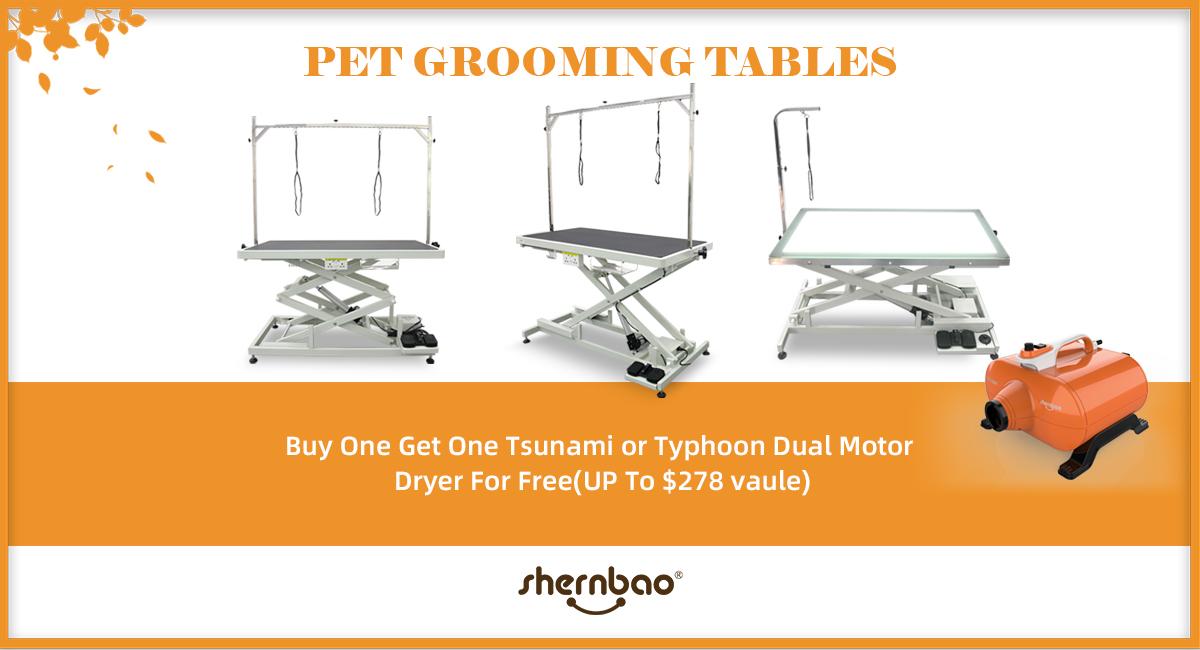 Pet Grooming Tools - Mobile