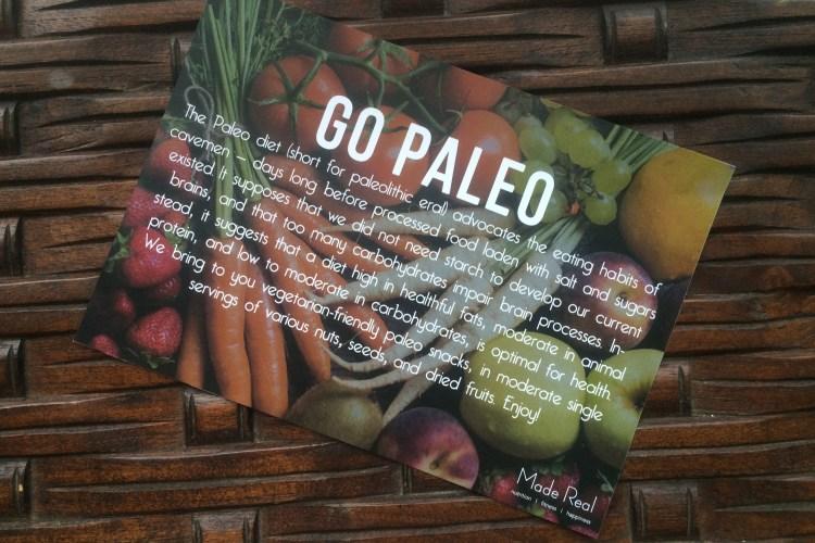 Oh-Goodies Snack Box: PALEO Edition (September)
