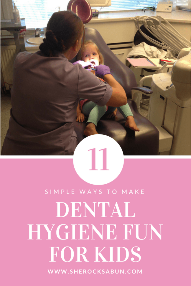 Maintaining dental hygiene and visiting the dentist regularly are extremely important to begin from a young age!