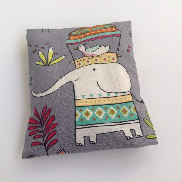 rICE pack, hot and cold pack for small bumps and bruises. Handmade in Finland by sherocksabun