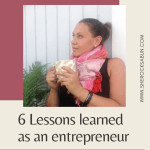 Six lessons learned as an entrepreneur during the first six months by sherocksabun
