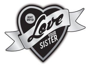 love your sister logo