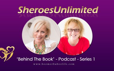 SheroesUnlimited Behind The Book Series #01 | Hilde Hinton