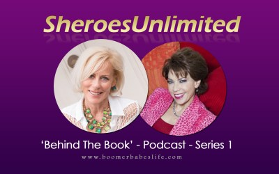 SheroesUnlimited Behind The Book Series #01 | Kathy Lette