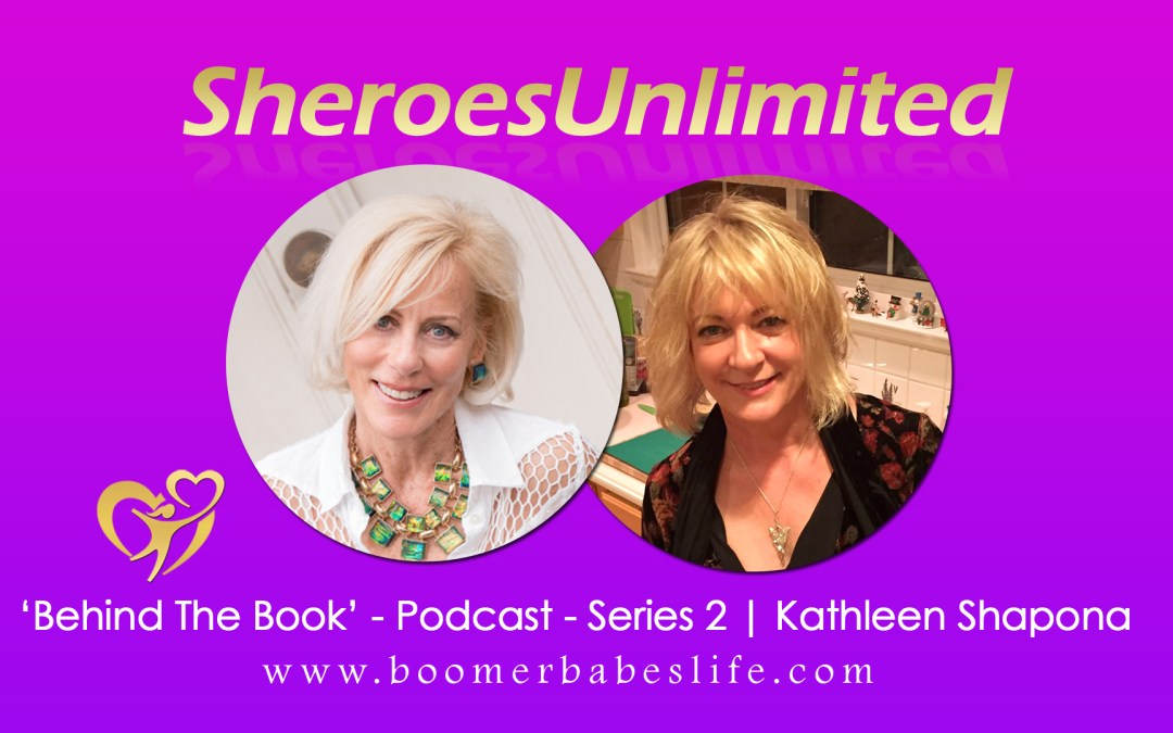 SheroesUnlimited Behind The Book Series #02 | Kathleen Shapona