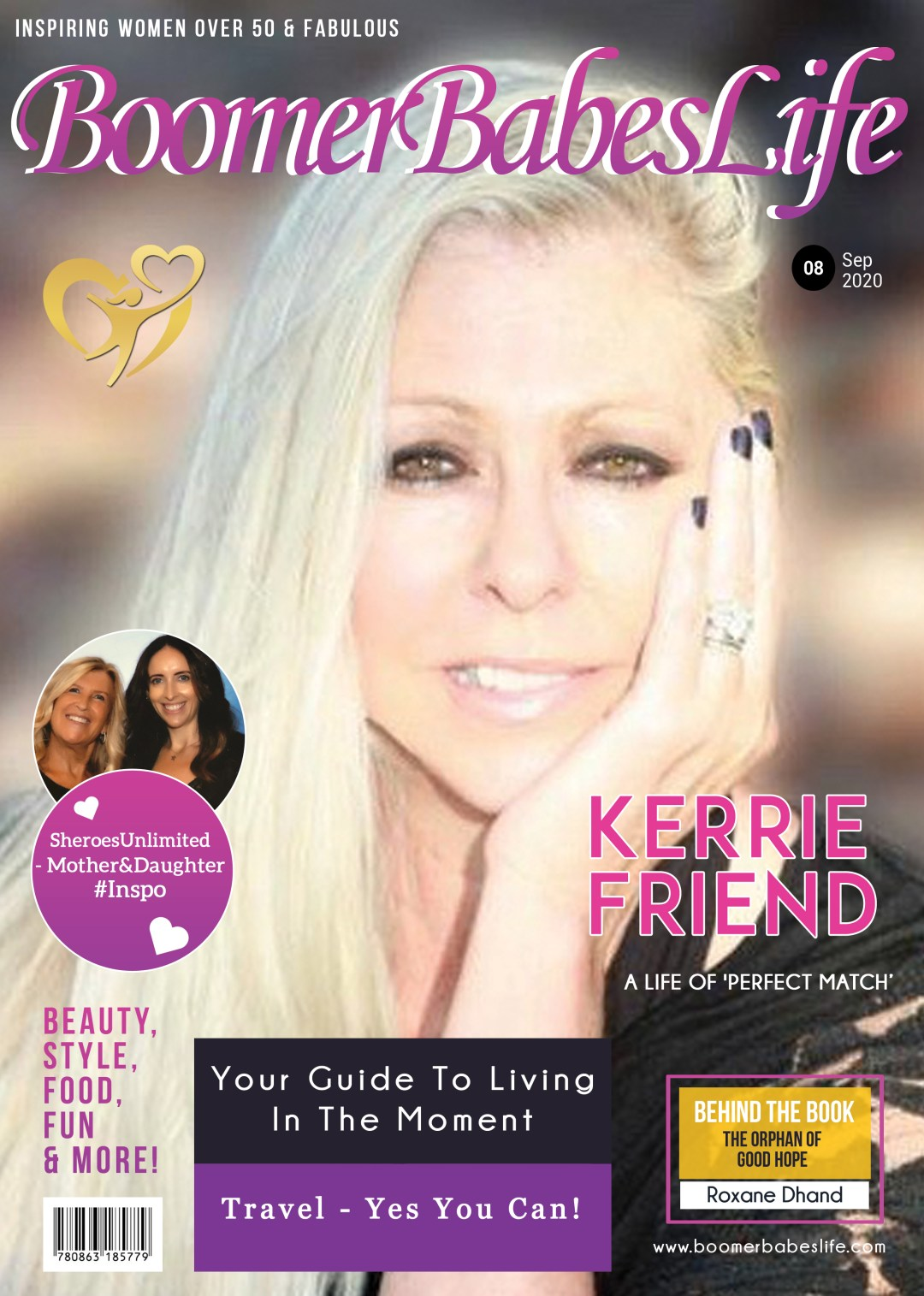 Boomerbabeslife Magazine For The Month Of September