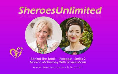SheroesUnlimited Behind The Book Series #02 | Monica McInerney With Jaynie Morris
