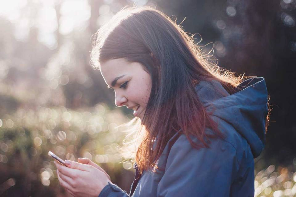 Niños móviles e Internet