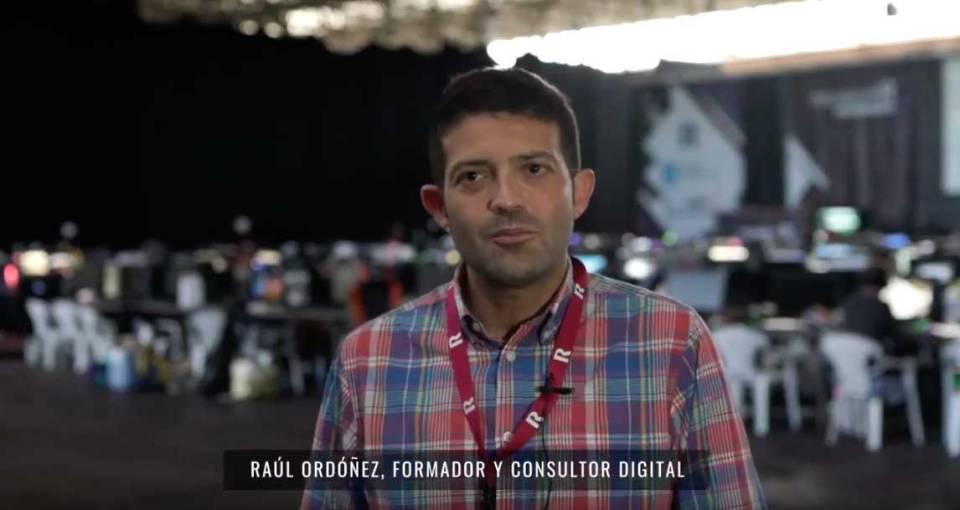 raul ordoñez formador consultor digital