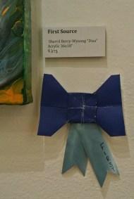 Blue Ribbon!