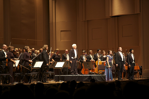 © Oregon Bach Festival