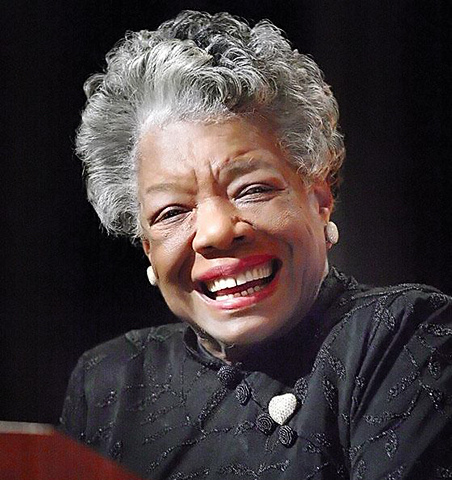 Maya Angelou, Author
