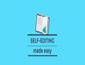Self-Editing Made Easy small