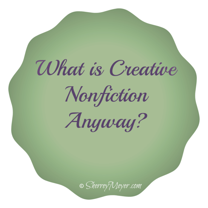 Creative Nonfiction vs. Memoir