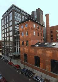 Brewery Blocks in Portland, home of Perkins Coie LLC