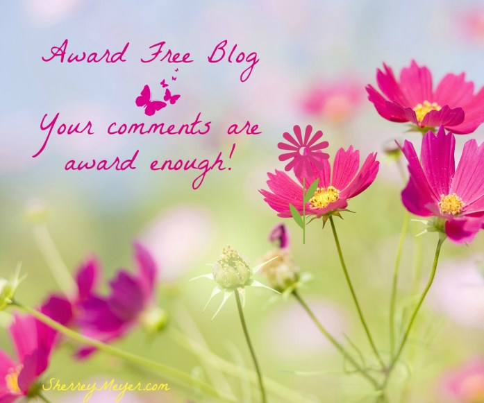 Award Free Blog