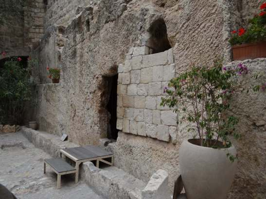 The British tomb, Israel  photo courtesy of Larry Mize