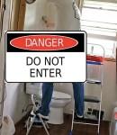 dangourous-DIY-bathroom-remodel