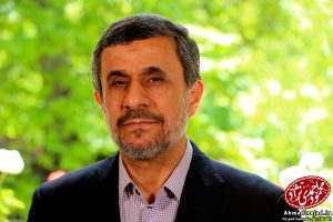 Iran President blogging