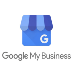 google my business icon