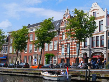 3. Haarlem Canal Tours are the best way to see the city
