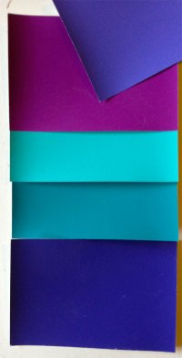 The dyeing blues - Sherri Woodard Coffey